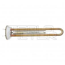 ТЭН медный RF 0.7 кВт анод прокладка для плоского водонагревателя