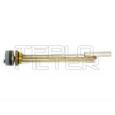 Комплект ТЭН RDT 1,5 кВт M6 гайка с термостатом RTS, анодом и кольцом