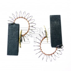 Щетки для электродвигателей стиральных машин с пружиной