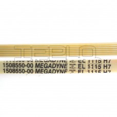 Ремень 1115 H7 длина 1073 мм, белый, megadyne