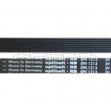 Ремень 1213 H8  длина 1178 мм, черный, optibelt