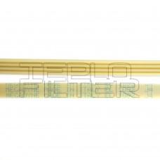 Ремень 1092 J4 длина 1013 мм, белый, megadyne