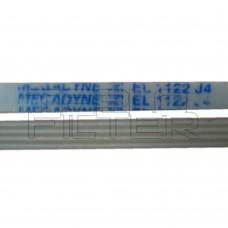 Ремень 1122 J4 длина 1075 мм, белый, megadyne