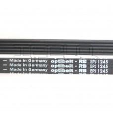 Ремень 1245 J5 длина 1192 мм, черный, optibelt