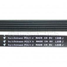 Ремень 1308 J5 длина 1140 мм, черный, megadyne